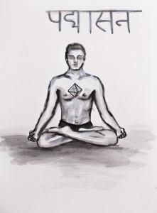 Lotus pose jpg